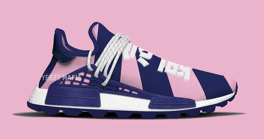 Billionaire Boys Club and Pharrell are back on the NMD