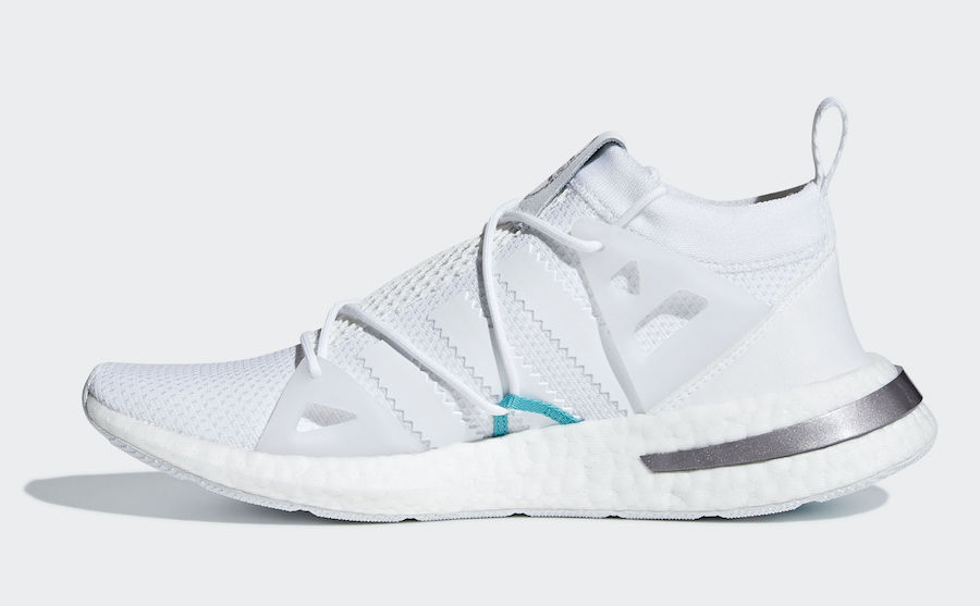 """A Release Date is Set for the adidas Arkyn """"Cloud White"""""""