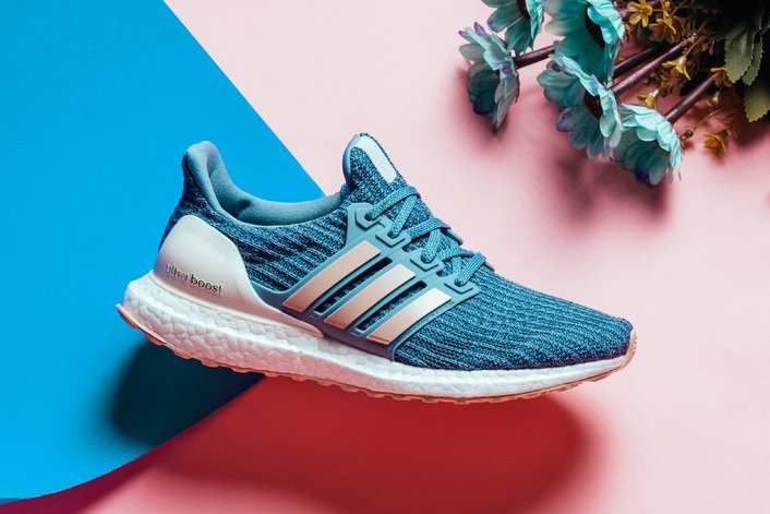 """Available Now // adidas Ultra Boost 4.0 """"Raw Grey"""""""