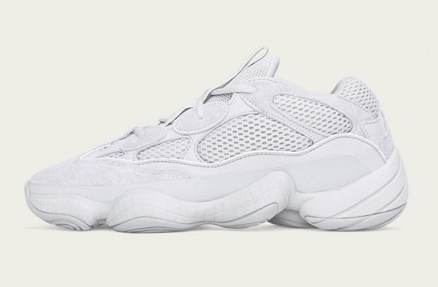 "A Release Date is Set for the ""Salt"" YEEZY 500!"