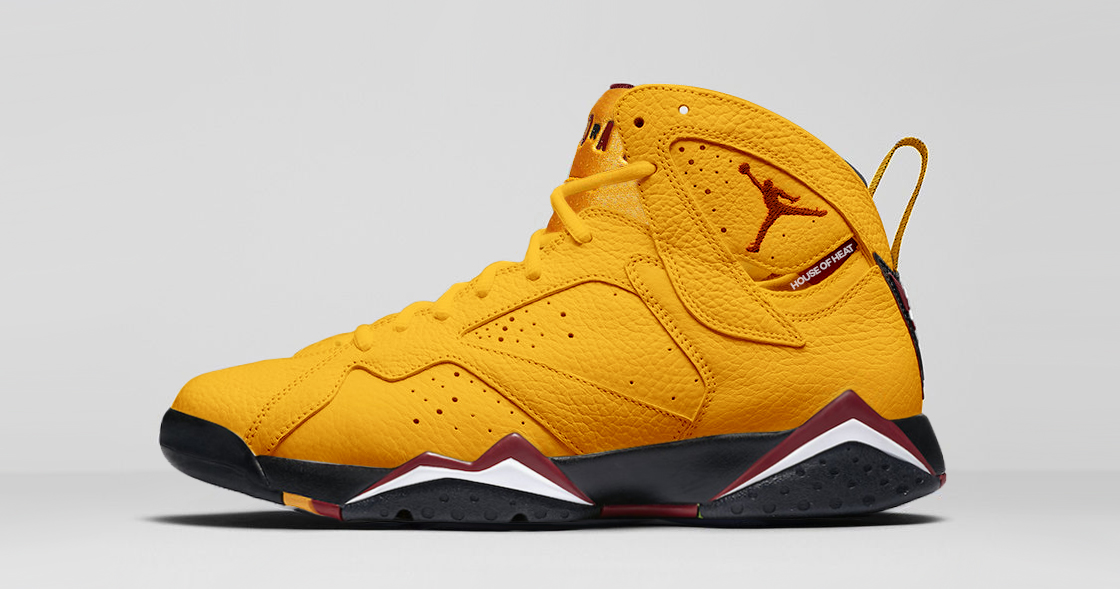 "The Concept Lab // Air Jordan 7 ""Taxi"""