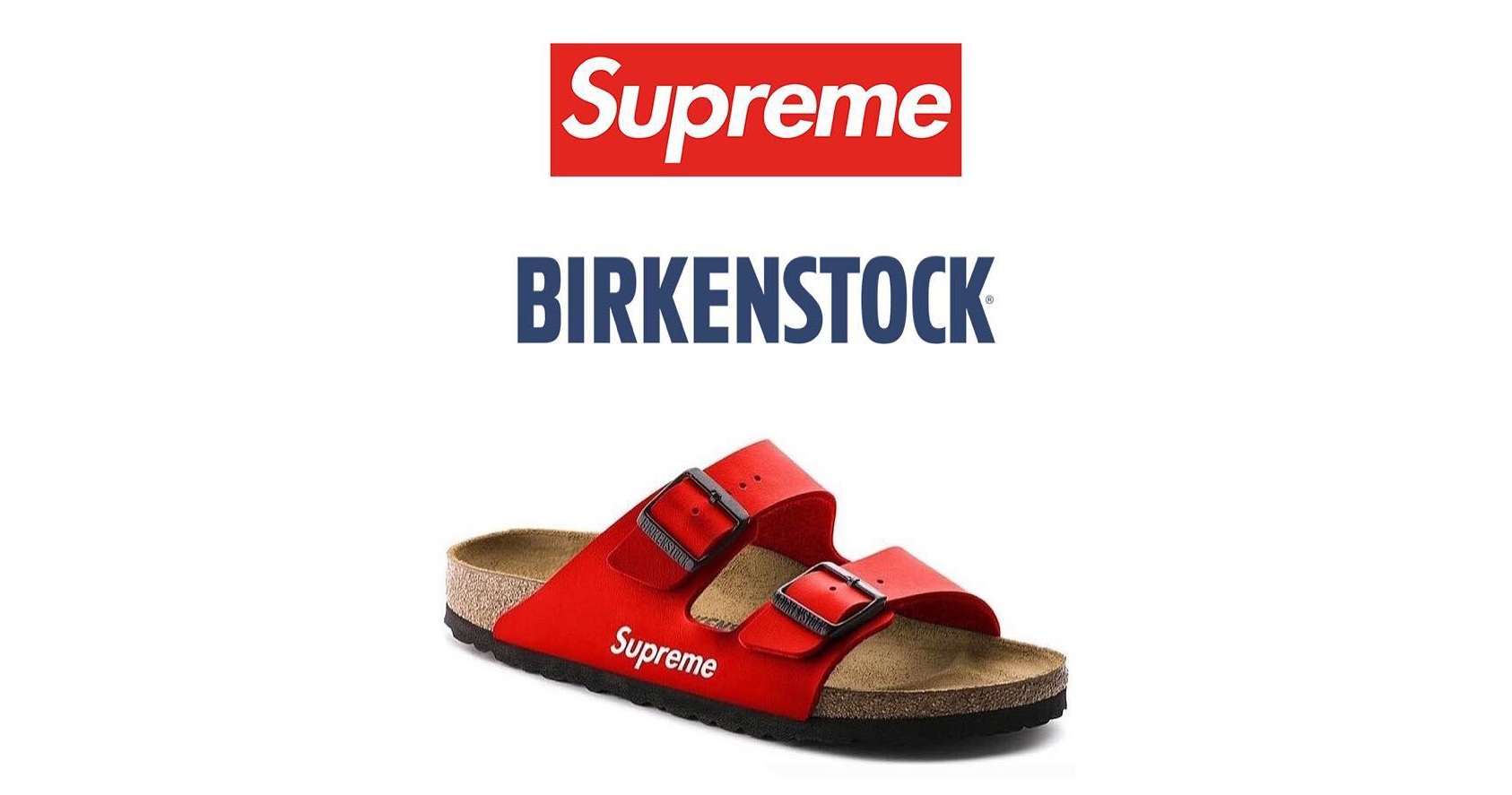 """Birkenstock Turned Down a Supreme Collaboration, Likening it to """"Prostitution"""""""