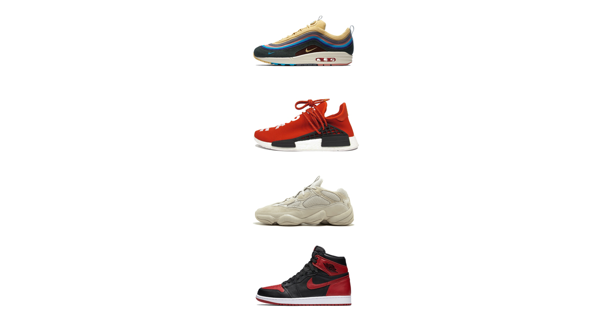 A Bunch of Rare Sneakers are Getting Restocked!