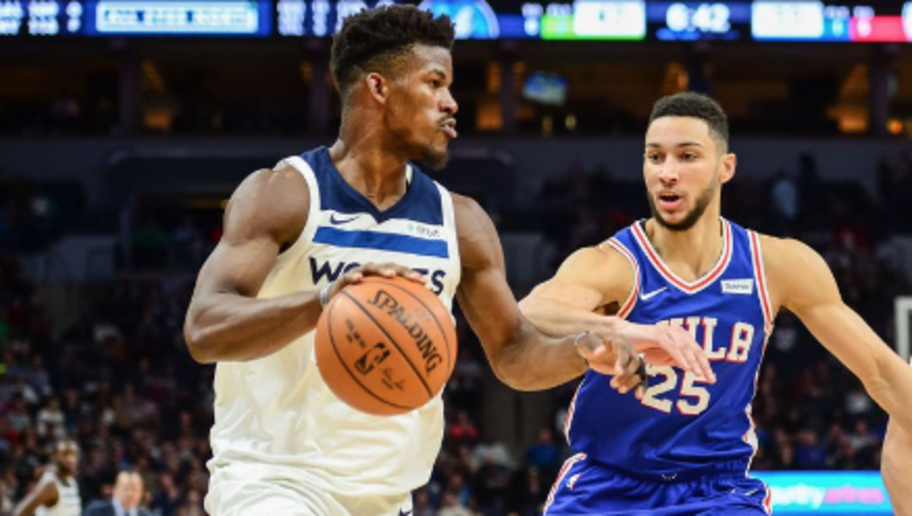 Wolves Made Idiotic Trade Offer to 76ers Involving Jimmy Butler
