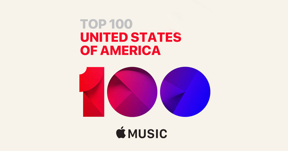 Apple Music Just Launched it's Top 100 Charts, Globally and Locally