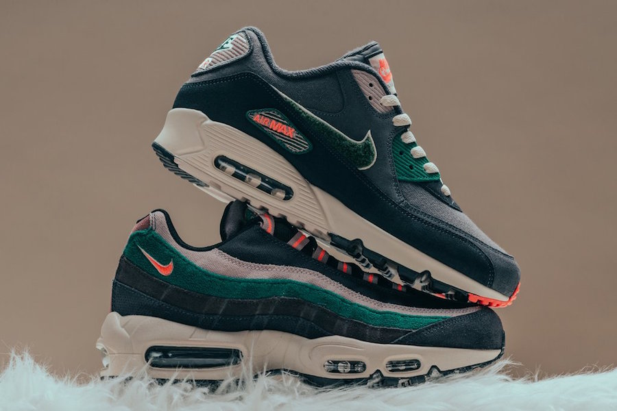 """Available Now // Nike Air Max """"Rainforest"""" Pack"""