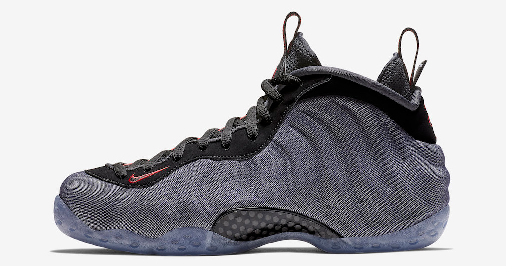 """Where to Buy the """"Denim"""" Nike Air Foamposite One"""
