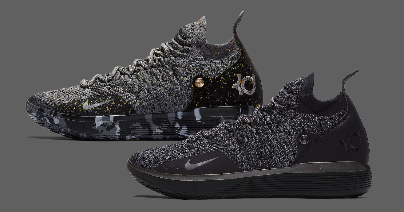KD's Goes to the Dark Side for his Next Two Drops