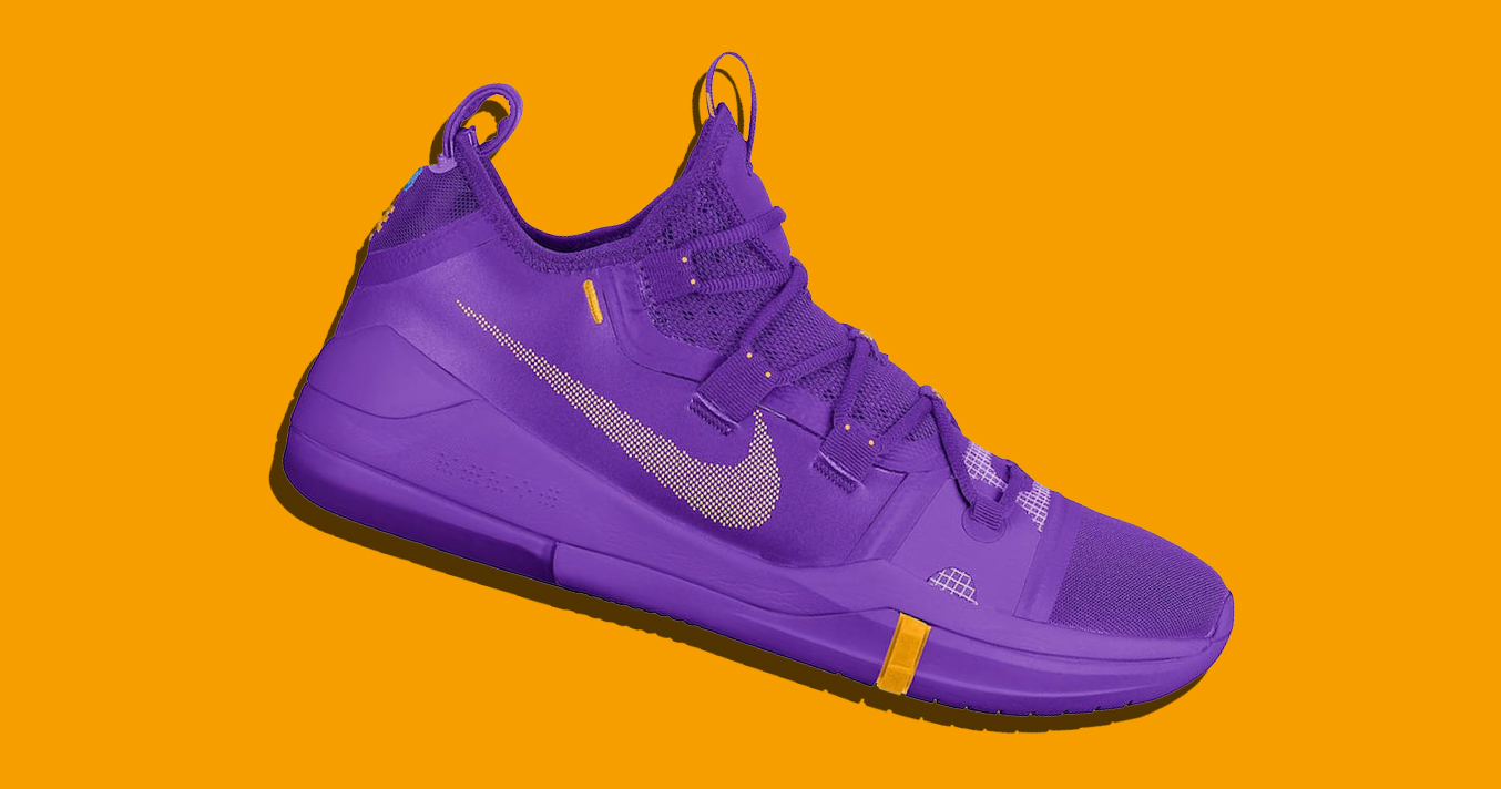 The New Kobe AD is set to Release in Seven Colorful Colorways
