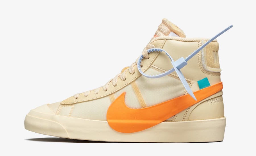"""Where to Buy the OFF-WHITE x Nike Blazer """"Spooky"""" Pack"""