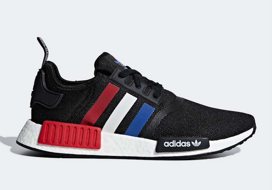 ADIDAS NMD R1 COLOR TRI-COLOR RELEASE DATE