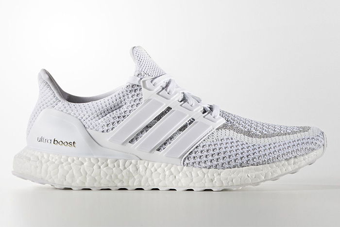 adidas are Bringing Back the Ultra BOOST 2.0 'White Reflective'