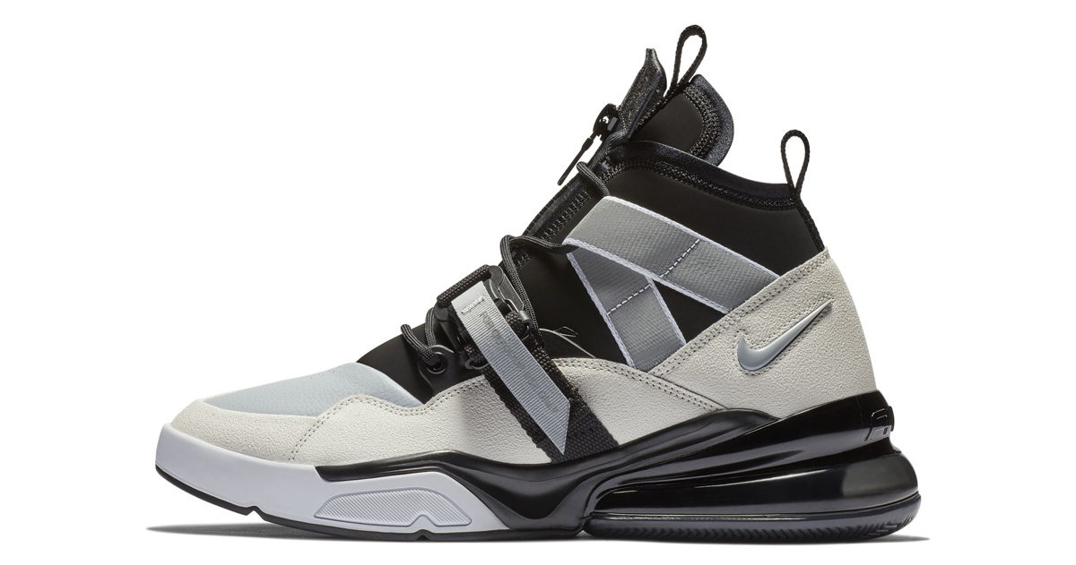 Nike Are Taking the Air Force 270 Off the Court