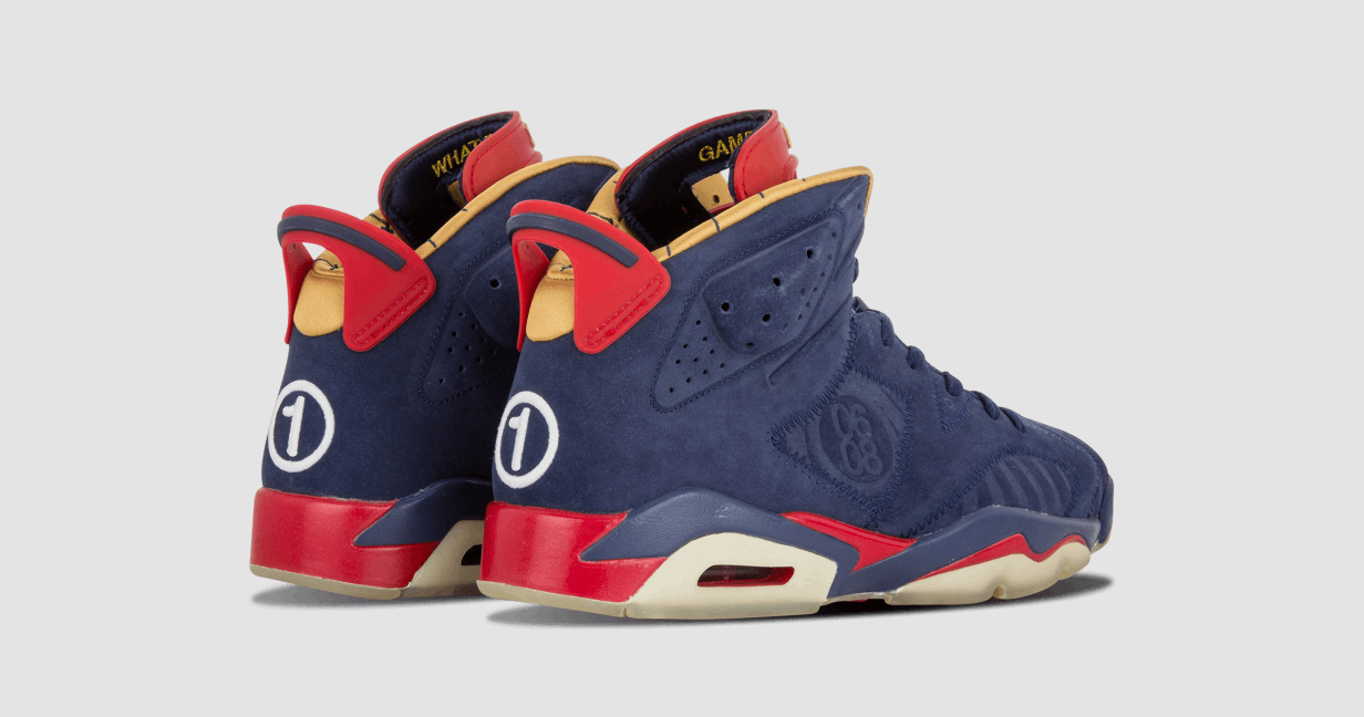 The Air Jordan 6 Doernbecher Retro is Limited to just 6000 Pairs!