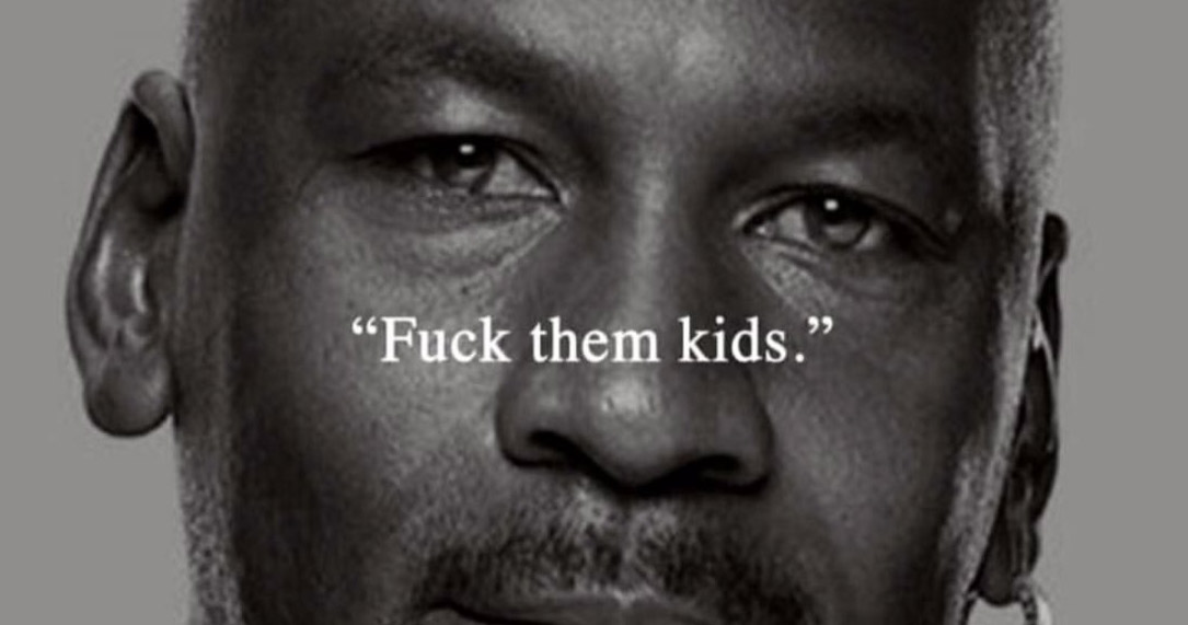 Chance the Rapper Takes a Stab at Michael Jordan with NSFW Nike Ad Meme
