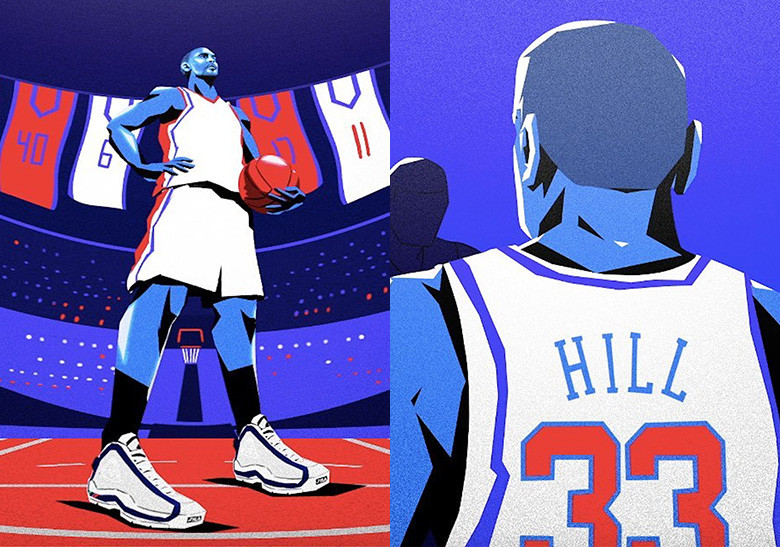 FILA Congratulate Grant Hill on his Hall of Fame Induction