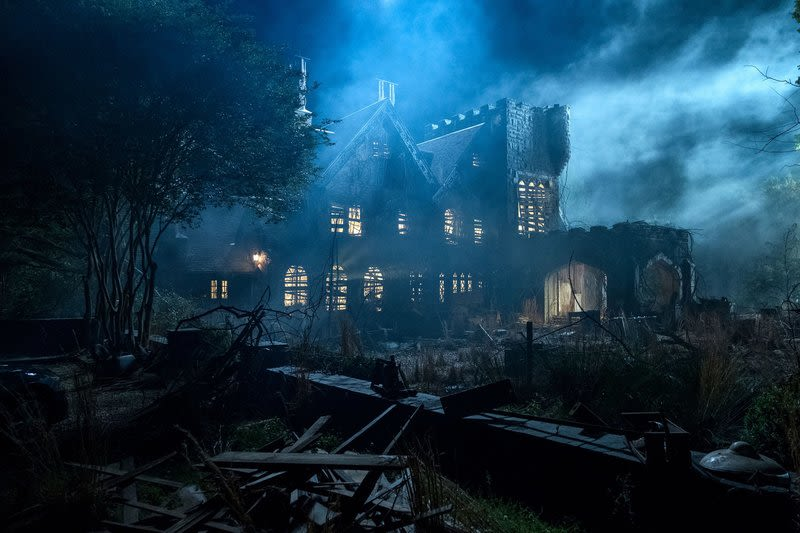 Netflix's New Horror Series 'The Haunting of Hill House' has Got Me Weak