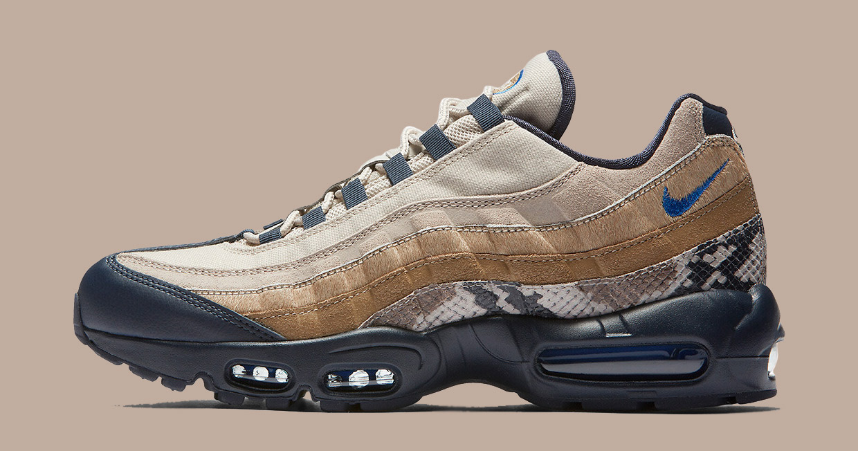 """Available Now // Nike Air Max 95 """"Snakeskin"""""""
