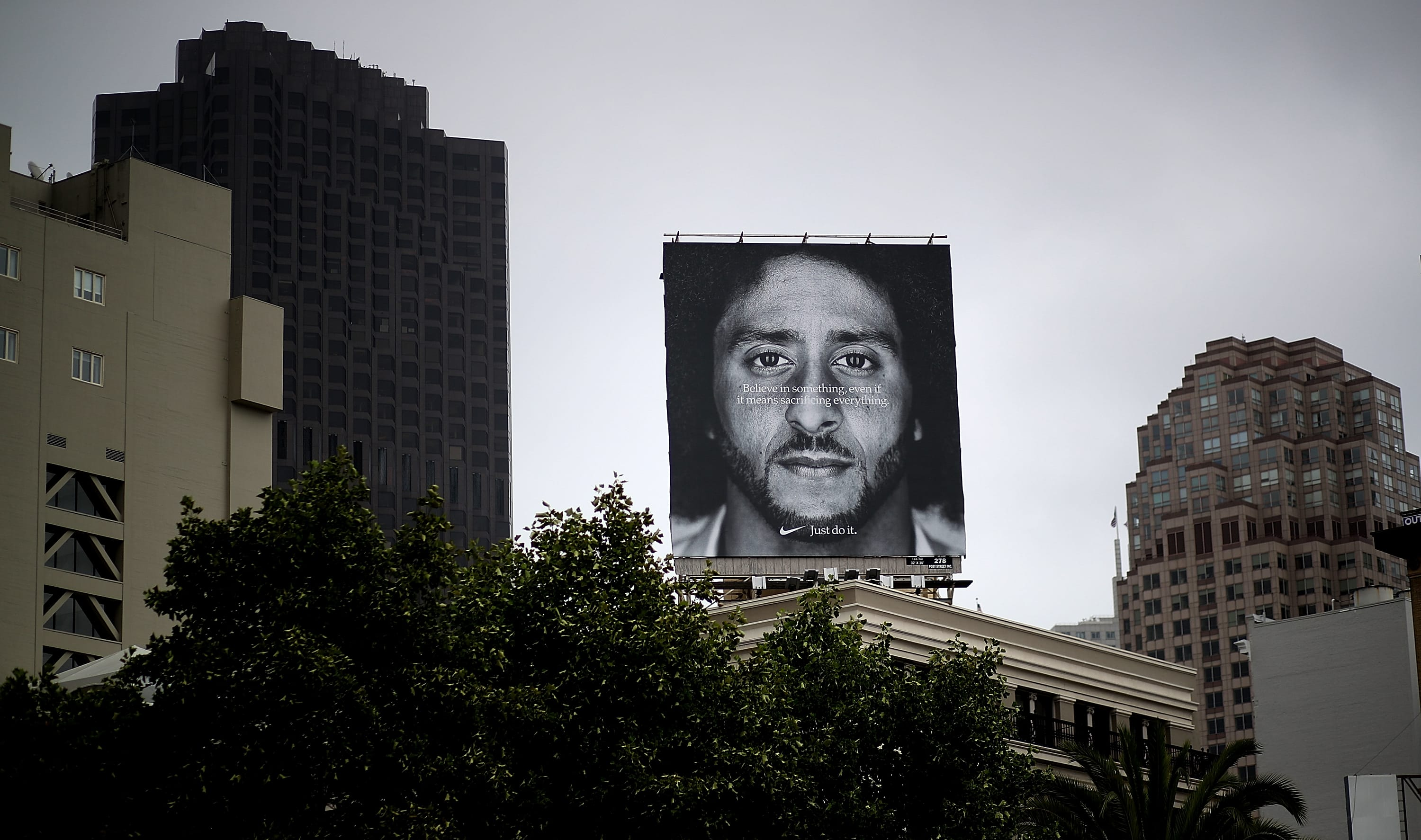 Nike's Online Sales Skyrocketed 31% after their Kaepernick Campaign