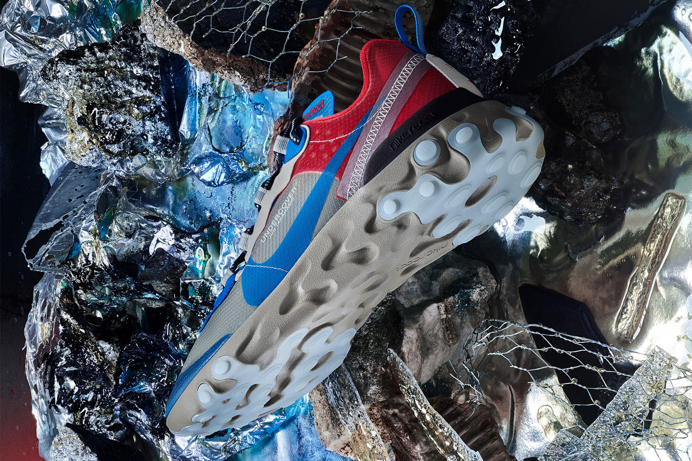 Where to Buy the Undercover x Nike React Element 87s