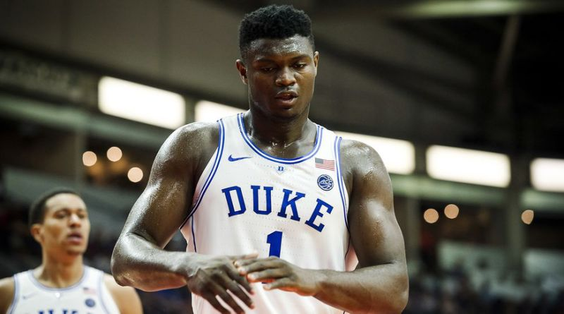 Zion Williamson Reportedly Asked Recruiters for a Job, Money and Housing