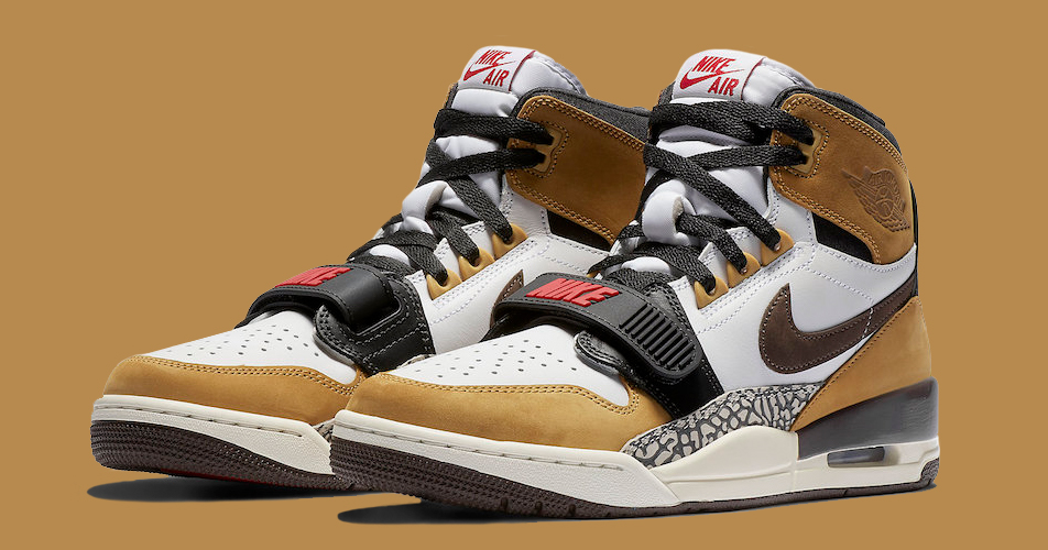 """Official Images // Air Jordan Legacy 312 """"Rookie of the Year"""""""