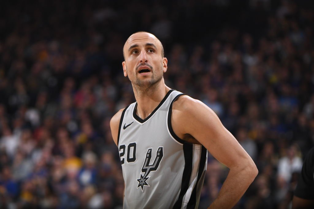 The Spurs Set to Retire Manu's No. 20 in March