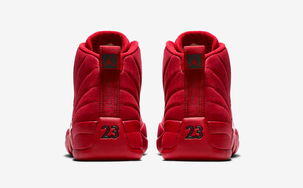 """Where to Buy the Air Jordan 12 """"Gym Red"""""""