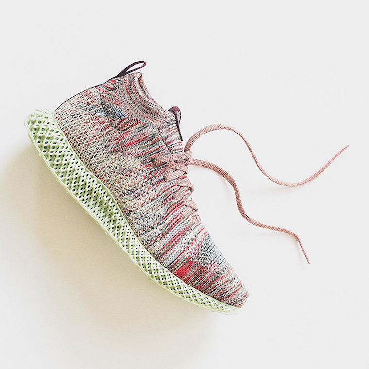 "The KITH x adidas Consortium 4D ""Aspen"" Will Release This Week!"
