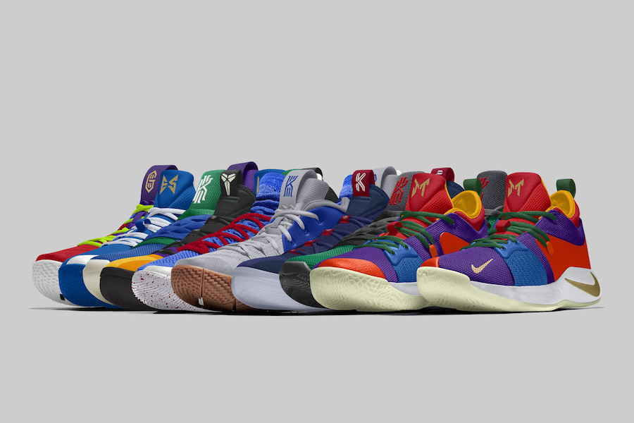Nike Unveil Their NBA Opening Night PE Collection