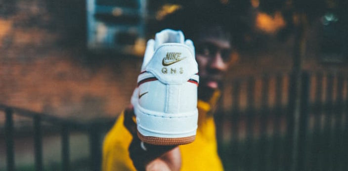 Nike are Letting You Design Your Own Nigel Sylvester x Air Force 1
