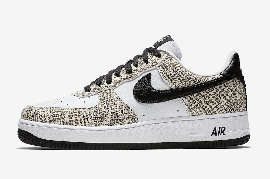 "The Air Force 1 ""Cocoa Snake"" Rumored to Re-release at ComplexCon"