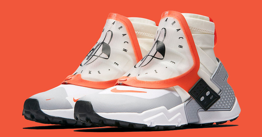 The Nike Air Huarache Gripp Releases Today!