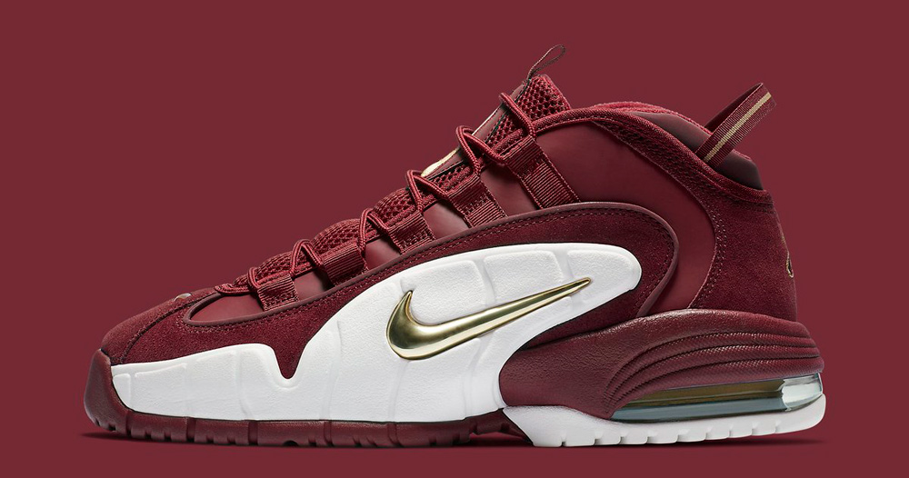 """Lil' Penny is Back on the Nike Air Max Penny 1 """"House Party"""""""