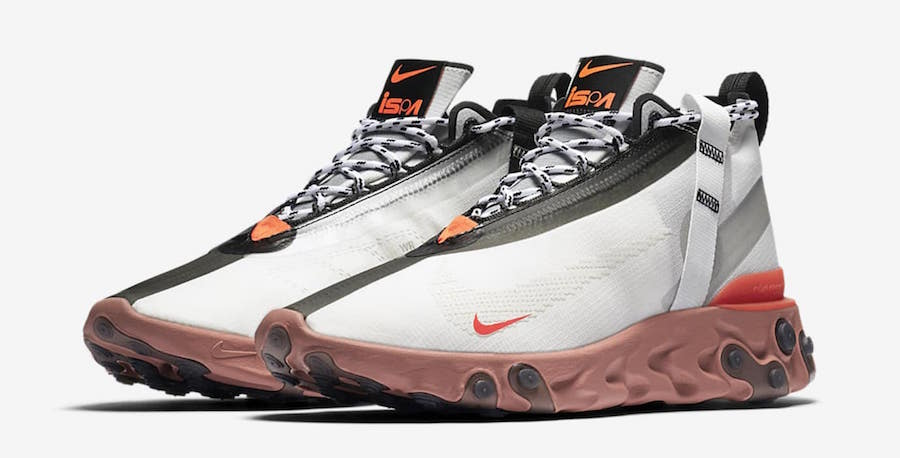 Introducting the Nike React Runner Mid WR ISPA (in Two Colorways!)