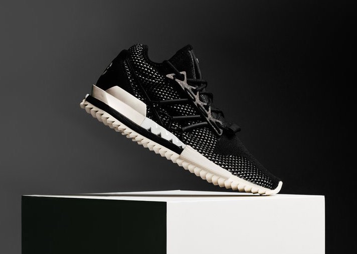 Available Now // adidas Y-3 Harigane Black Champagne