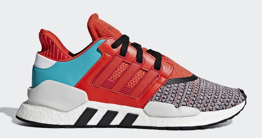 Multicolor EQT Supports are Landing Soon!