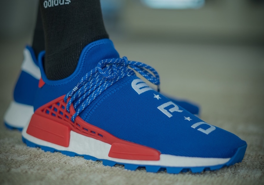 """A Detailed Look at the ComplexCon Exclusive adidas Hu NMD """"NERD"""""""