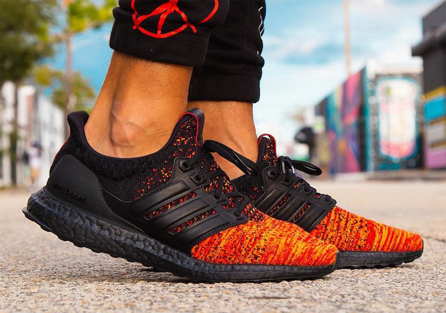 """On Foot Look // adidas Ultra BOOST x Game of Thrones """"House Targaryen Dragons"""""""