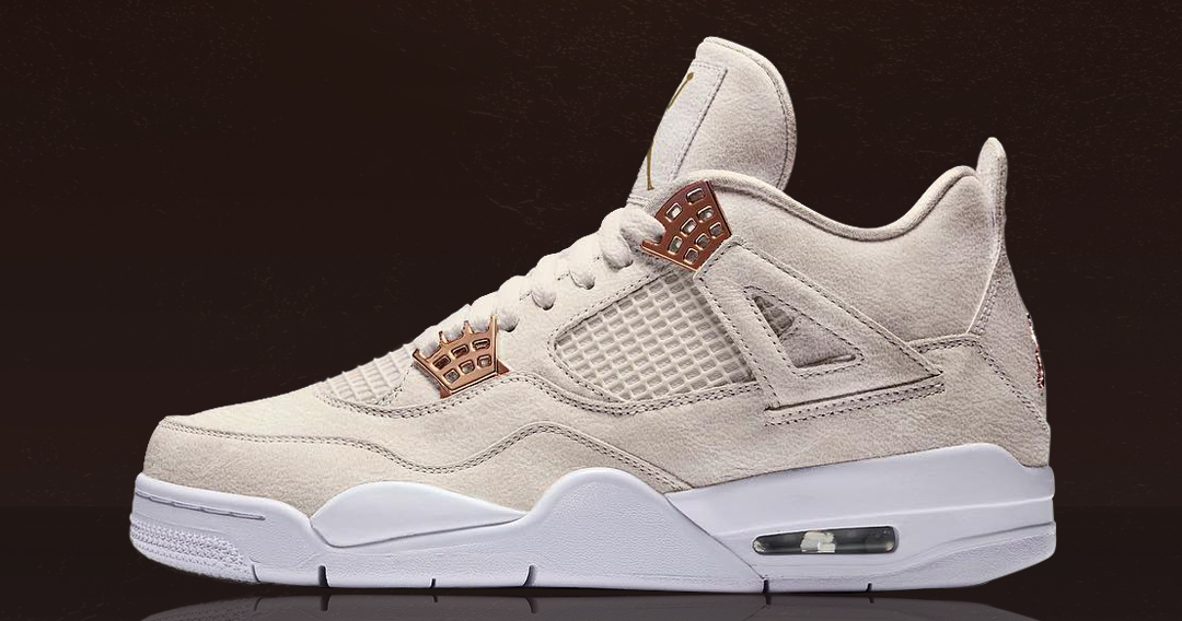"Concept Lab // Air Jordan 4 ""Copper"""