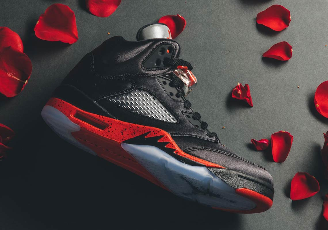 "Where To Buy The ""Satin"" Air Jordan 5"