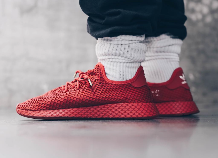 The atmos x adidas Deerupt Releases This Weekend!