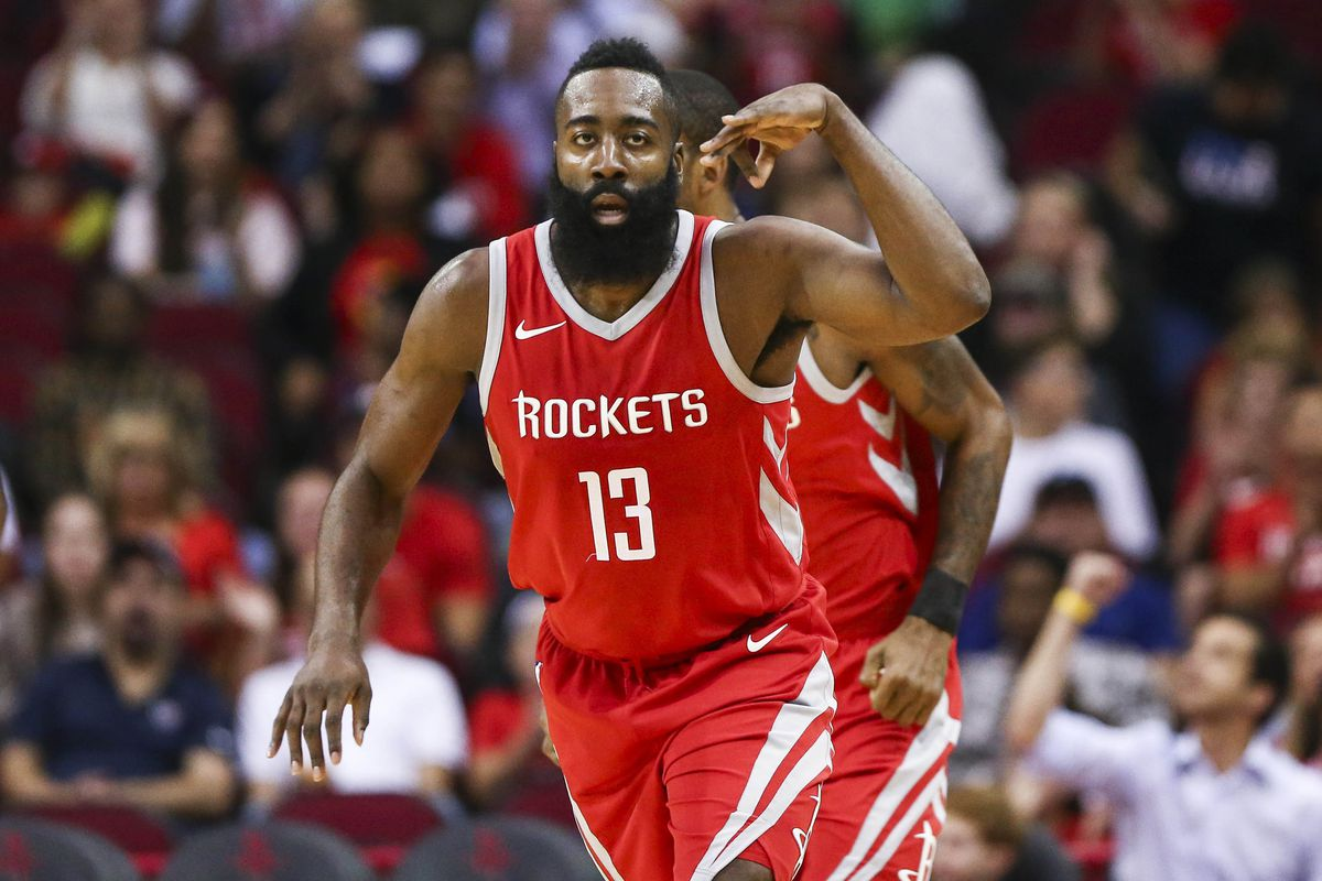 NBA Confirms James Harden's Saucy Move Wasn't a Travel — So Now Every Team is Doomed