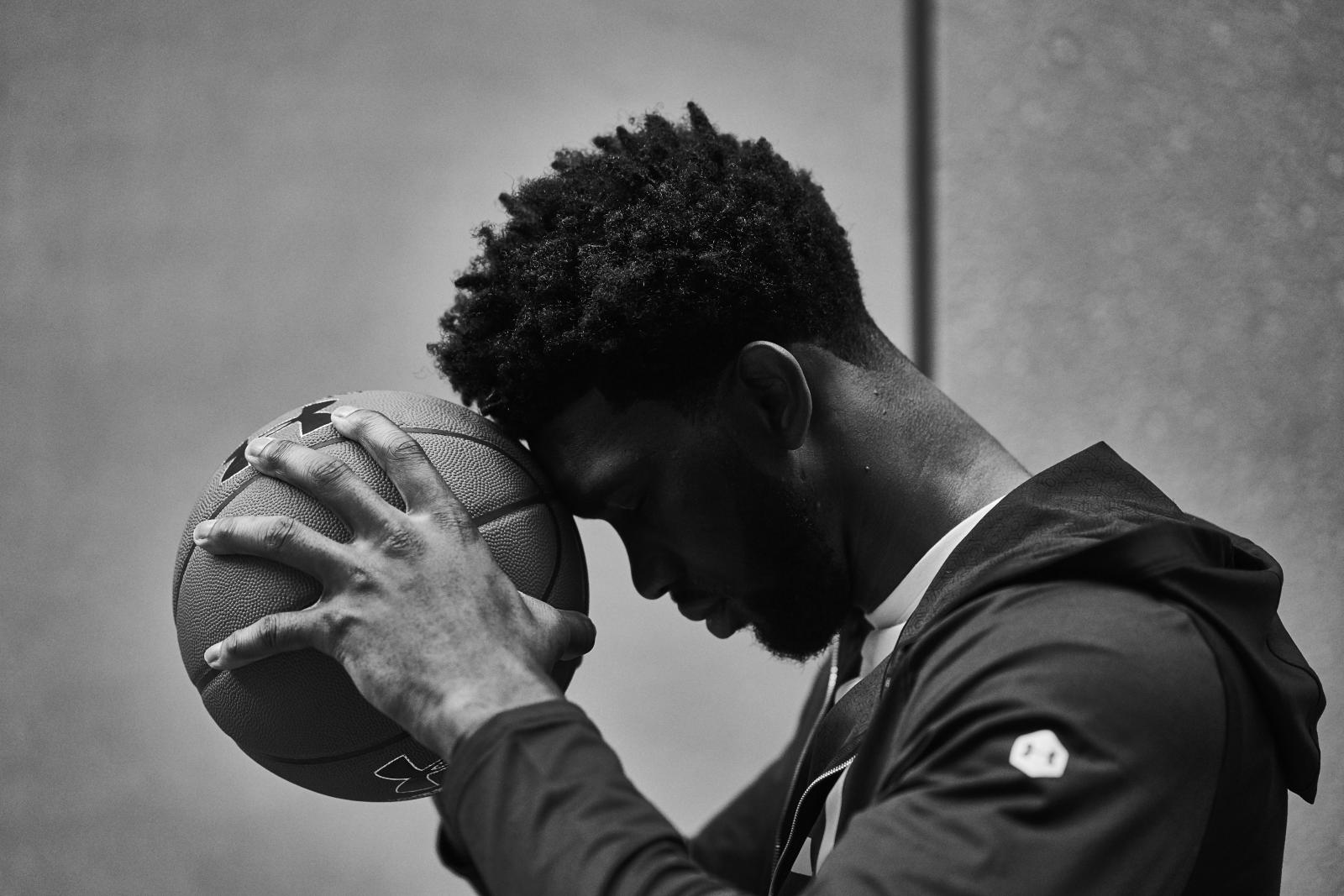 Joel Embiid Signs a Five-Year Deal With Under Armour