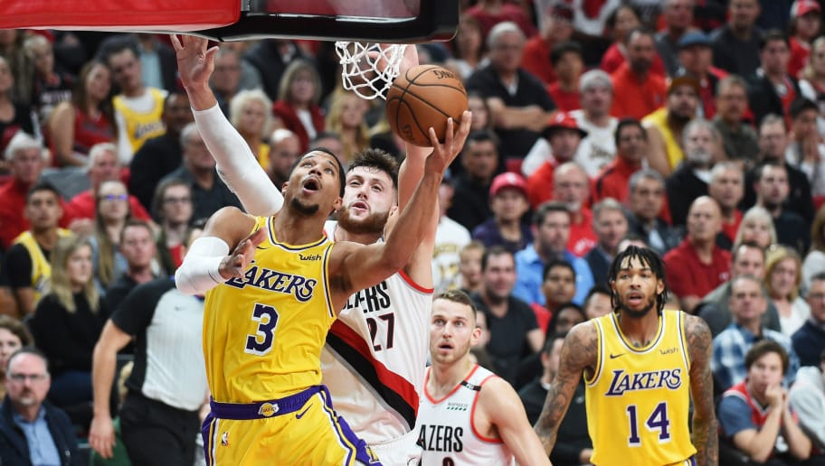 Surprising Stat Just Shows How Important Josh Hart Will Be For the Lakers This Season