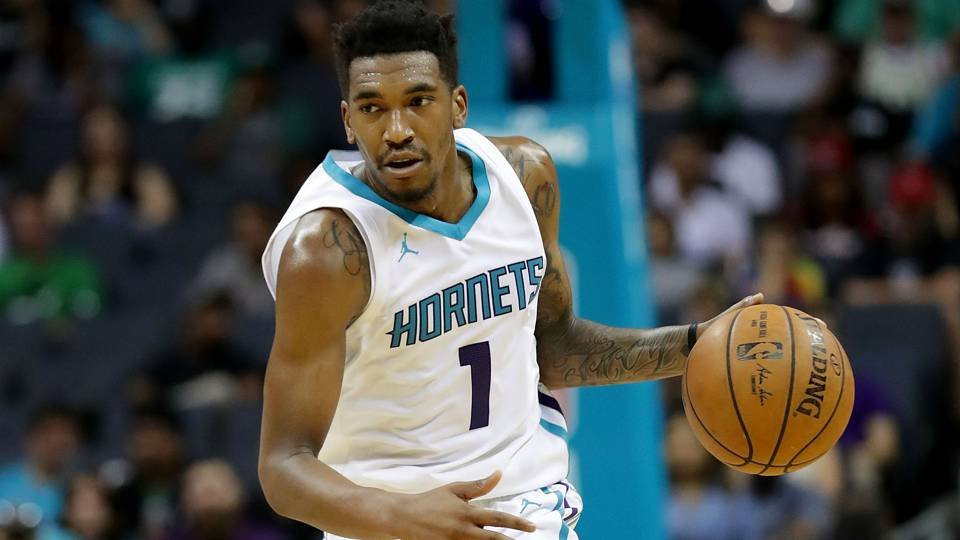 VIDEO // Malik Monk Attempts to Enter Game But Forgot His Jersey