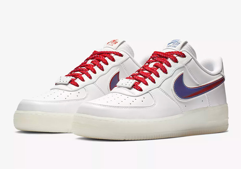 Nike Pay Homage to the People of the Dominican Republic With This Special Air Force 1