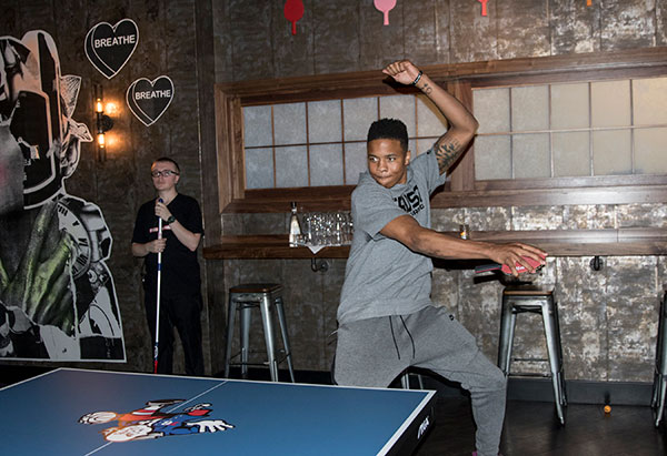 The Way Markelle Fultz Plays Ping Pong Further Highlights His Form Issues