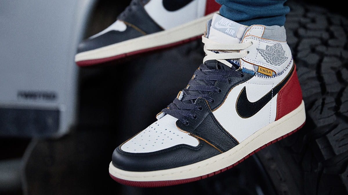 Where to Buy the Union x Air Jordan 1