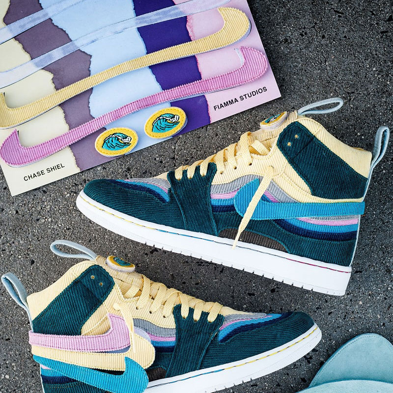 Chase Shiel Welcomes Wotherspoon to the Air Jordan 1